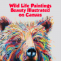 Wild Life Paintings – Beauty Illustrated on Canvas
